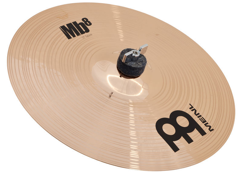 "Meinl 12"" Mb8 Splash"