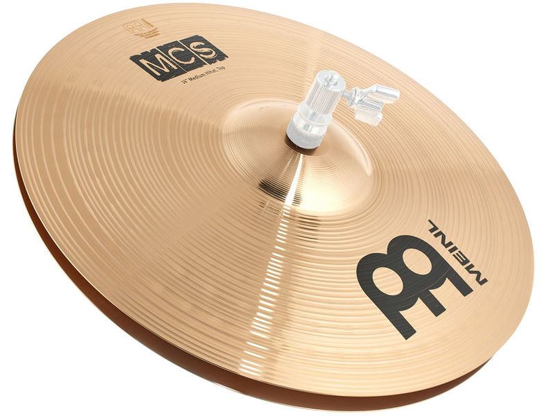 "Meinl 14"" MCS Medium Hi-Hat"