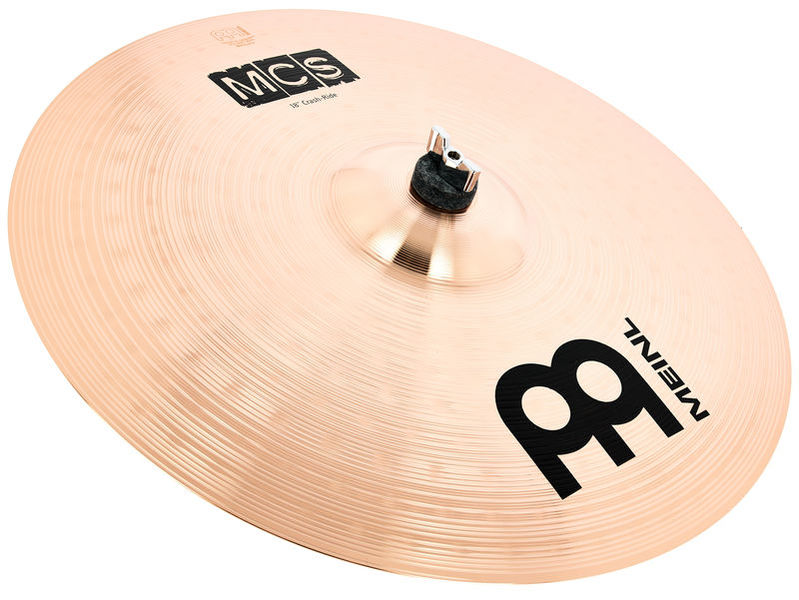 "Meinl 18"" MCS Crash/Ride"