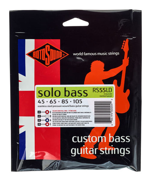 Rotosound RS55LD Solo Bass