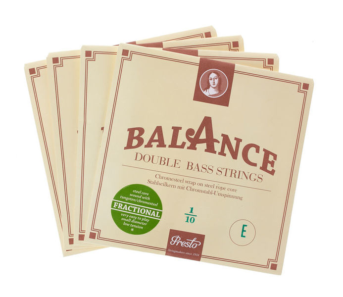 Presto Balance Fractional 1/10