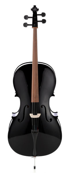 Thomann Gothic Black Cello 4/4