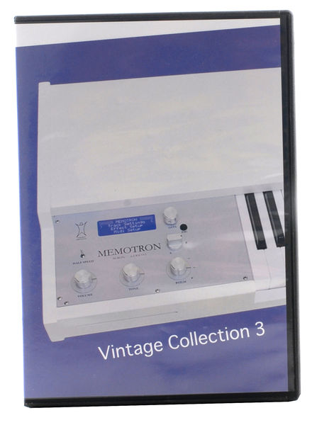 Manikin-Electronic Memotron Vintage Collection 3