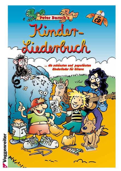 Kinderliederbuch Voggenreiter