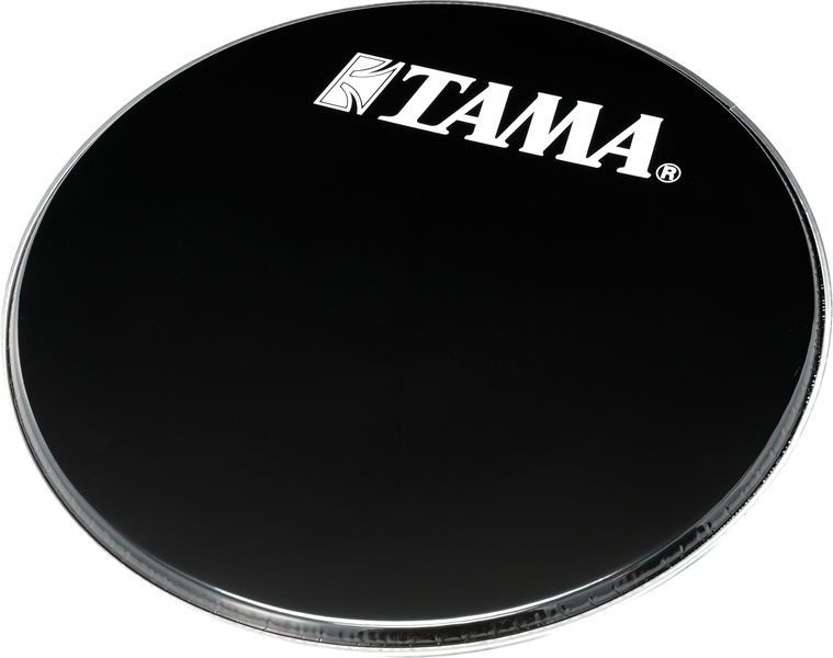 "Tama 20"" Resonant Bass Drum Black"