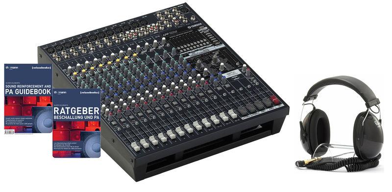 Yamaha EMX 5016CF Bundle