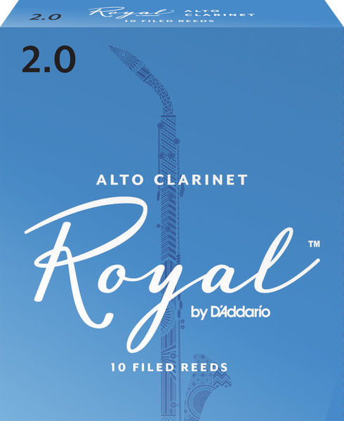 Daddario Woodwinds Royal Boehm Alto Clarinet 2