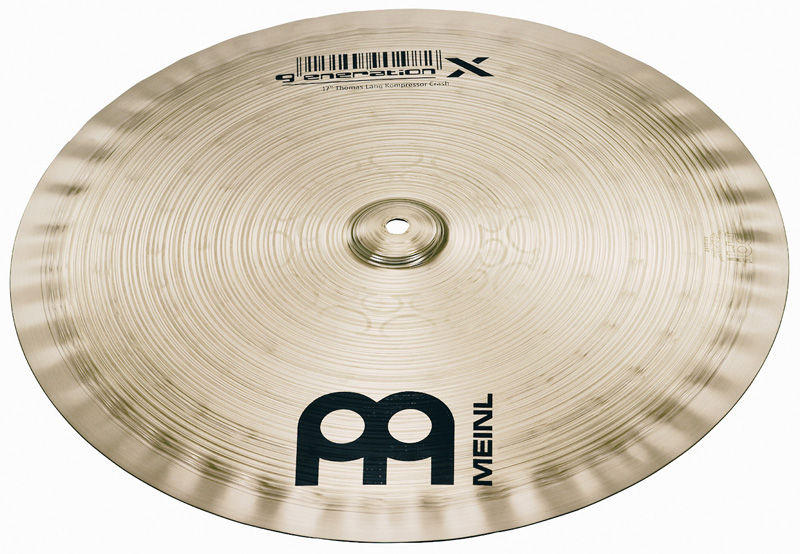 "Meinl 17"" GX Kompressor Crash"