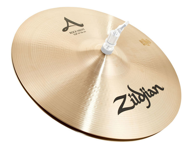 "Zildjian 14"" A-Series Rock Hi-Hat"