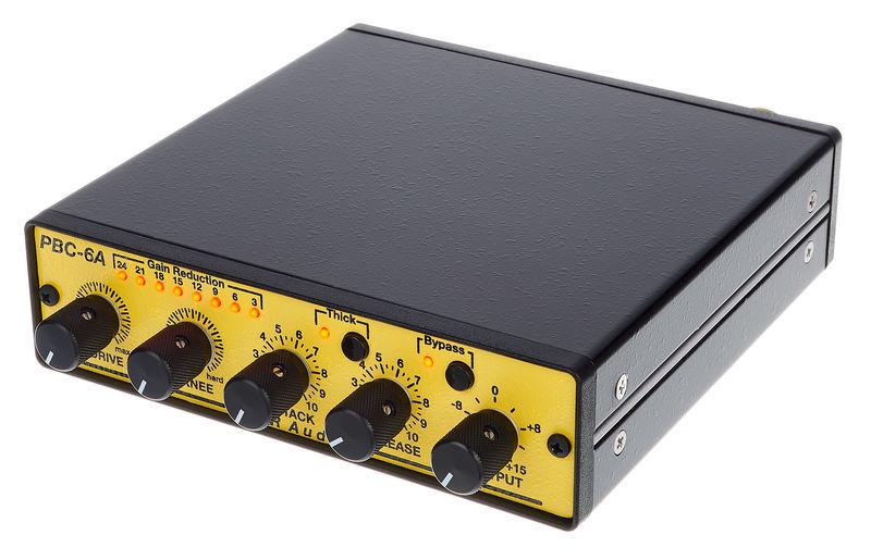 PBC-6A FMR Audio
