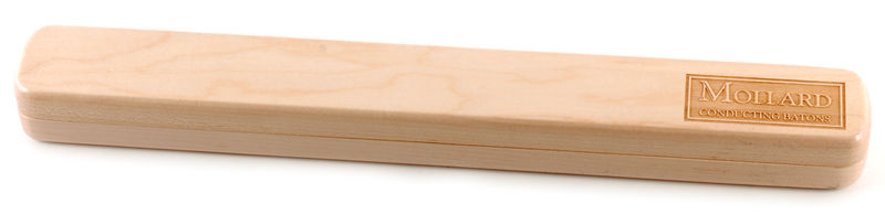 Mollard Wooden Case for 1 Baton Maple