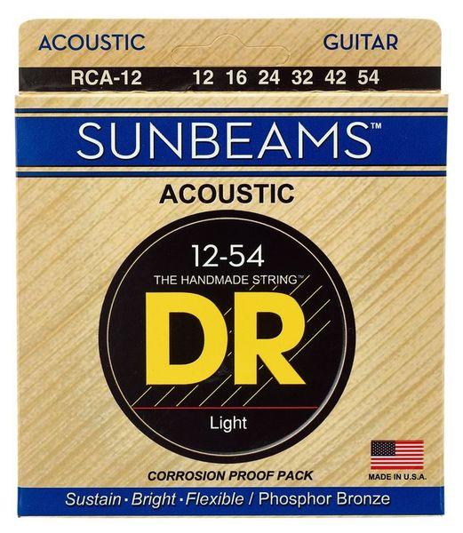 DR Strings Sunbeam RCA-12