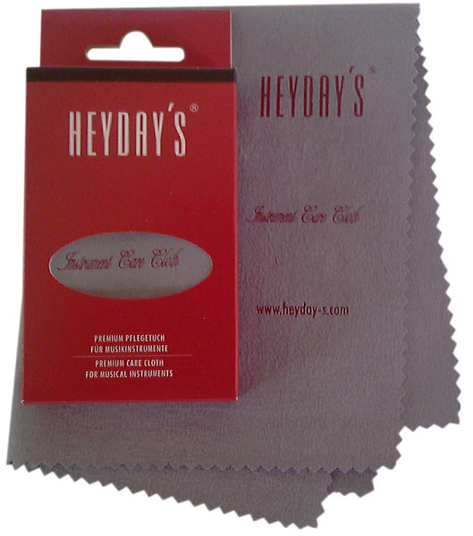 Heyday's Instrument Care Cloth