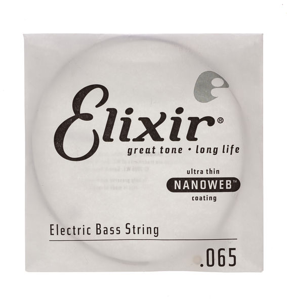 Elixir .065 EL Bass Single String