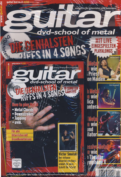 PPV Medien Guitar Vol.2 School Of Metal