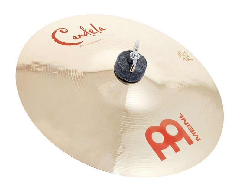 "Meinl 10"" Candela Percussion Splash"