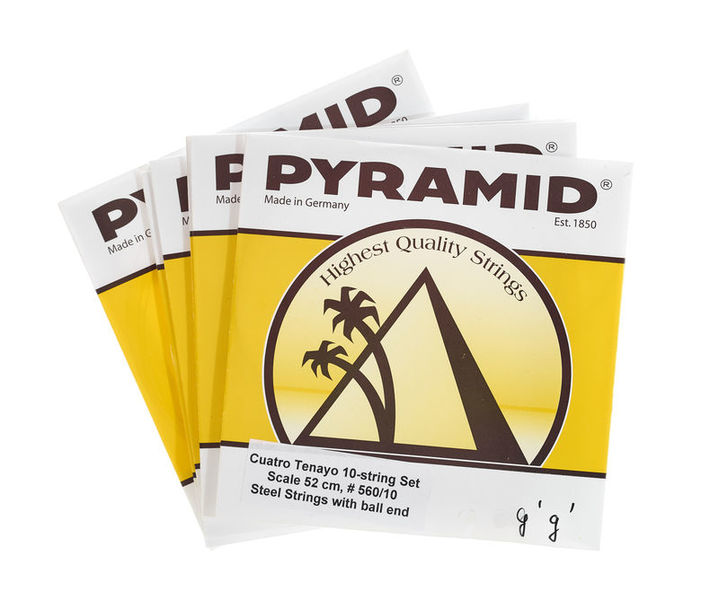 Pyramid Cuatro Stringset