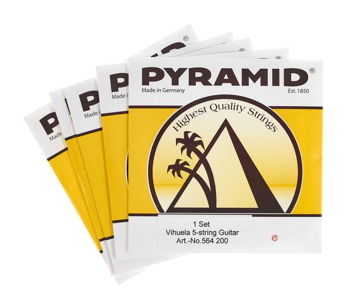 Pyramid Vihuela Stringset