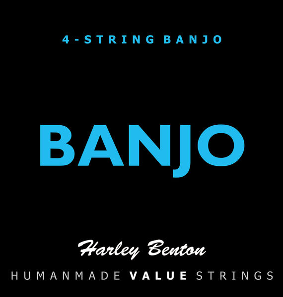 Harley Benton Valuestrings 4-String Banjo