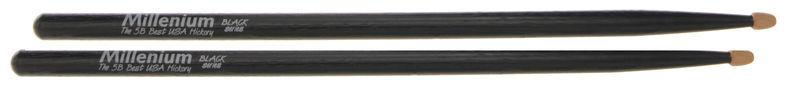 Millenium H5B Hickory Sticks BK