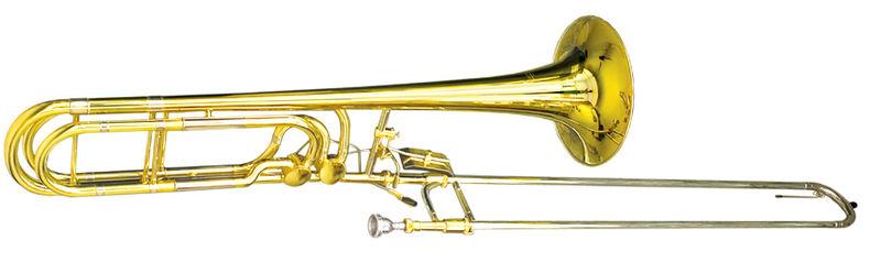 Kanstul 1690 F-Contra Bass Trombone