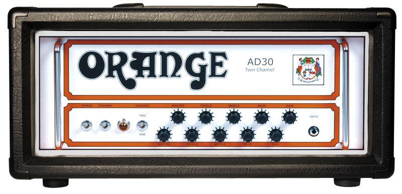 Orange AD30HTC Black