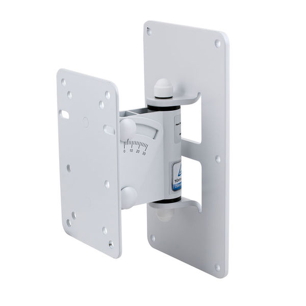 K&M Speaker Wall Mount White