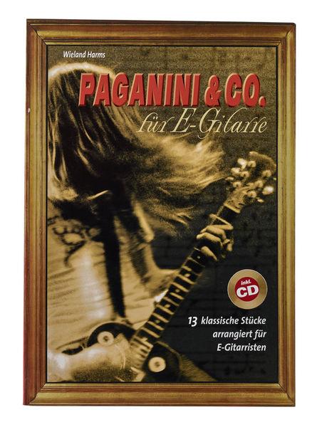 Paganini & Co. für E-Gitarre Gerig Musikverlag