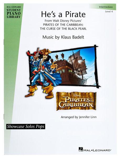 Hal Leonard He's A Pirate