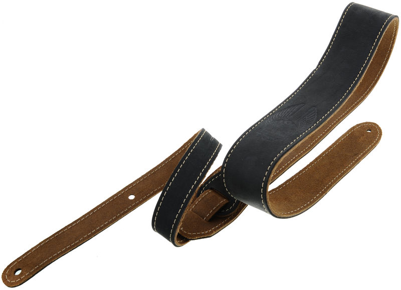 Fender Road Worn Strap BK