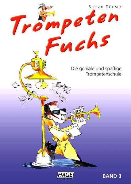 Hage Musikverlag Trompeten-Fuchs Bd.3