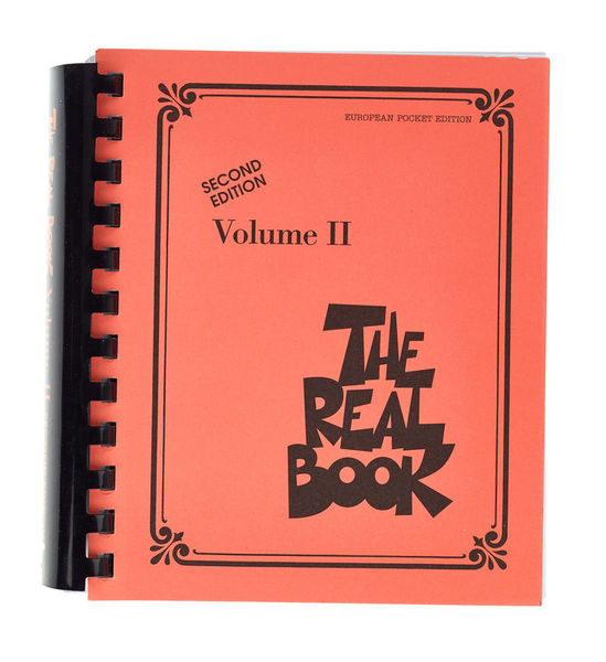 Hal Leonard Real Book Vol.2 C European
