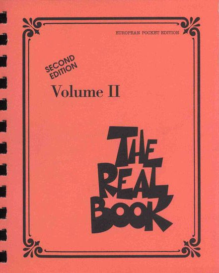 Hal Leonard Real Book Vol.2 C European