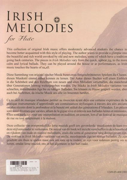 De Haske Irish Melodies for Flute