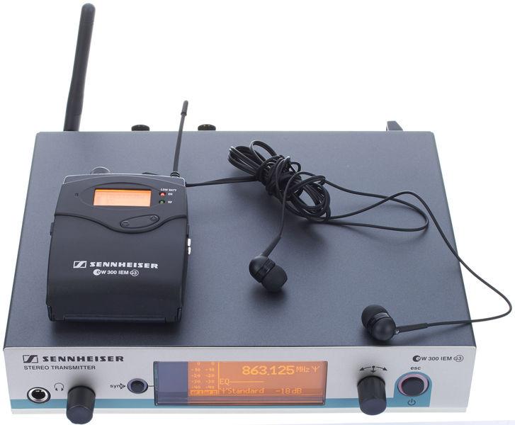 Sennheiser EW 300 IEM G3 / E-Band
