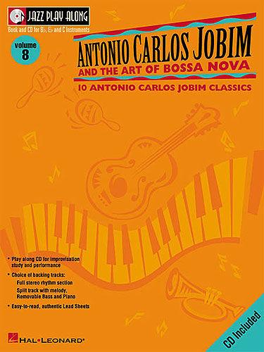 Hal Leonard Jazz Play Along Jobim