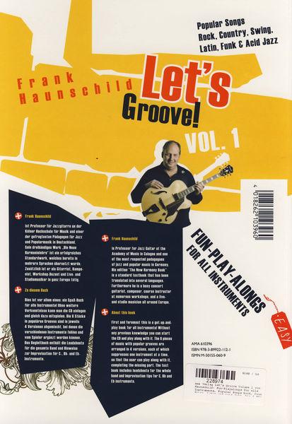 AMA Verlag Let's Groove Vol.1