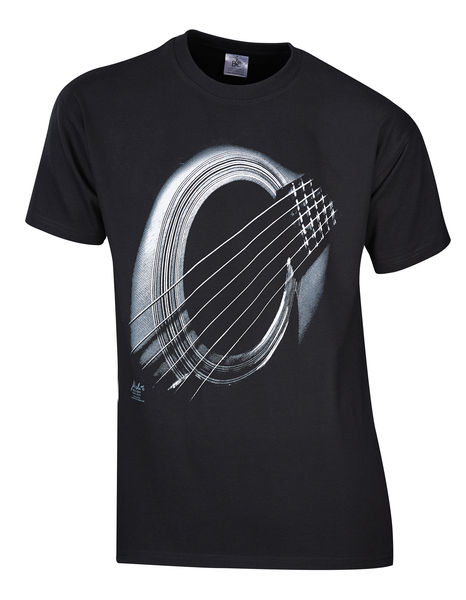 Rock You T-Shirt Black Hole L
