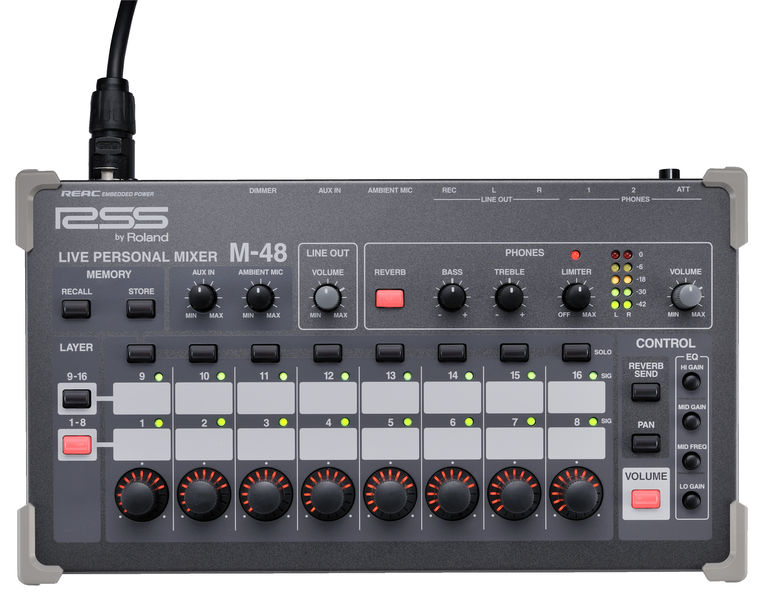 Roland Digital RSS M-48