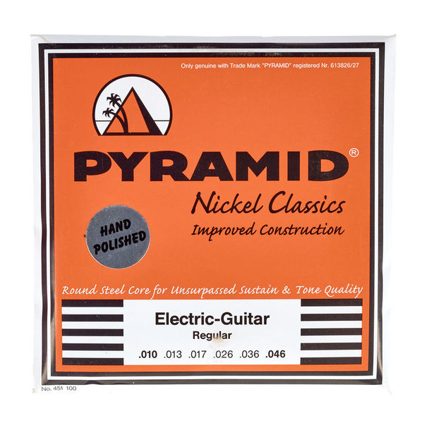 Pyramid Studio Masters Nickel ClassicR