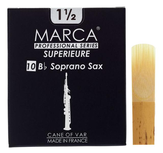 Marca Superieure Soprano Sax 1,5