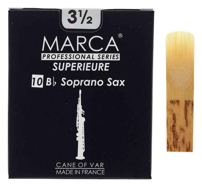 Marca Superieure Soprano Sax 3,5