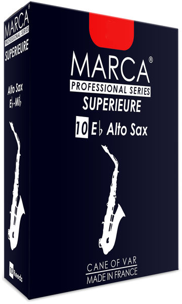 Marca Superieure Alto Sax 2