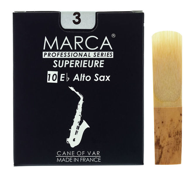 Marca Superieure Alto Sax 3