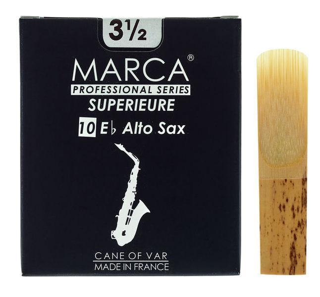 Marca Superieure Alto Sax 3,5