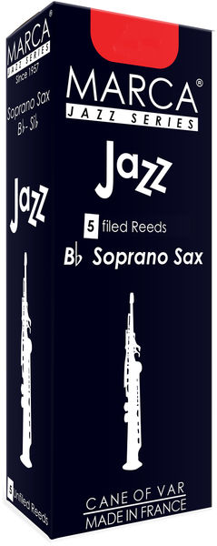 Marca Jazz Soprano Sax 3