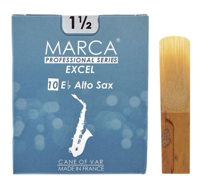 Marca Excel Alto Sax 1,5
