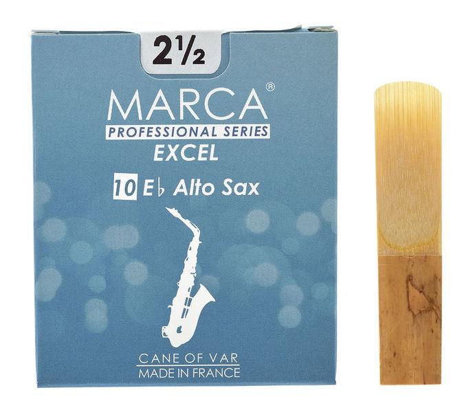 Marca Excel Alto Sax 2,5 10pcs