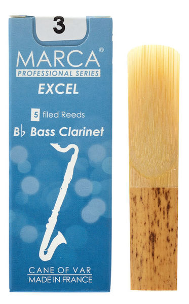 Marca Excel Bass-Clarinet 3 (B)
