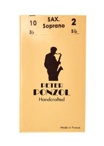 Marca Peter Ponzol Soprano Sax 2